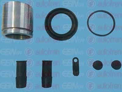 Bremssattel Autofren Seinsa D41761C Reparatursatz