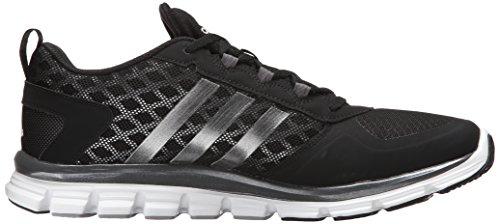 adidas Performance Womens Speed 2 Camo W Cross-Trainer Shoe Black/White/Carbon Metallic ZG9tB