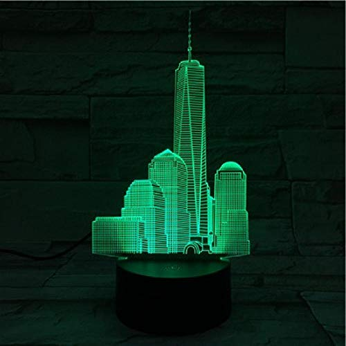 empire state building lamp - 3
