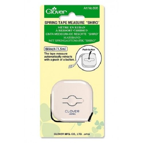 Clover 806 Shiro Tape Measure