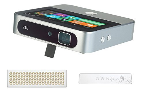 ZTE SPRO 2 (WiFi Only) Android Smart Projector with Creative Muvo Mini Bluetooth Speaker