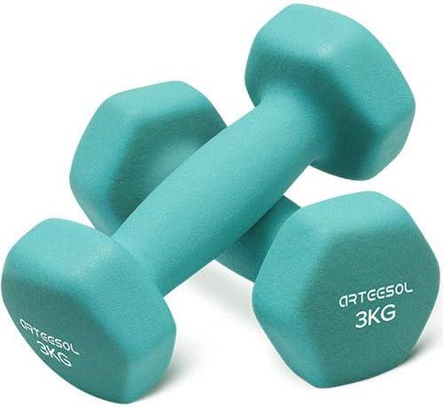 Gusseisen Kurzhanteln Hantel Gewichte hantel Hantelset 10kg 15kg 20kg 30kg f/ür Professionelle Fitness-Leute arteesol Hanteln