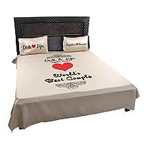 Rakshabandhan bedsheets from yaya cafe