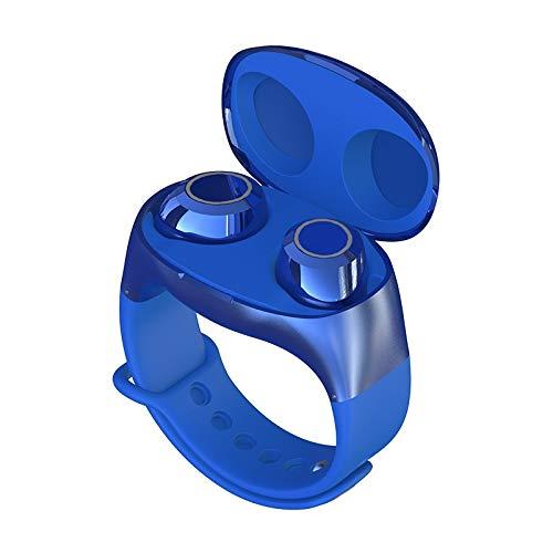 LKJG Wireless Headphones Bluetooth 5.0 Earphone TWS HIFI Mini In-ear Sports Running Headset For iOS/Android Phones HD…