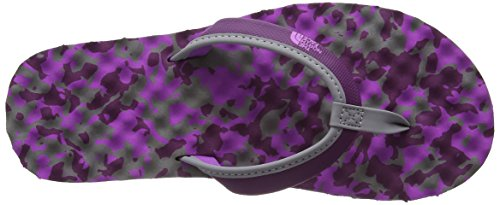 doux Violet Violet The violettes Camp North Face Base Tongs Mini pour Pampelune femmes 7g7qSZxP