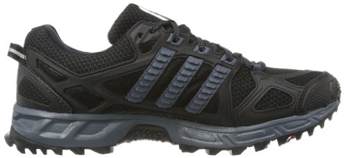 adidas Performance Mens Kanadia TR 6 GTX M Running Shoes D67497 Black IBlack IHi Res Red 6 UK, 39 EU: Amazon.co.uk: Shoes & Bags