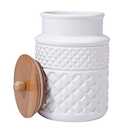 Buy large ceramic container with lid