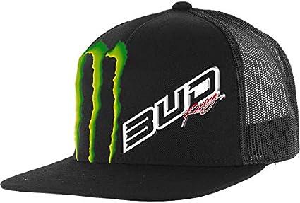 Gorra del Team Bud Racing Snapback - Talla única: Amazon.es: Coche ...