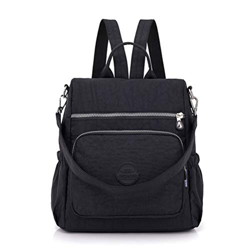 Mini Backpack for Women and Young Girls, Casual Travel Daypack Good for Daily Use, Fashion Designed Light Weighted Mini Equipment Travel bag, Shoulder Bag for Junior School Girls by LifeWheel (School Seattle Floral Design)