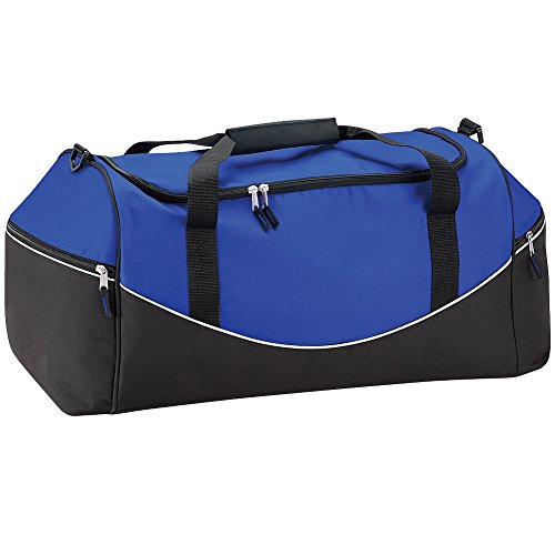 Quadra - Bolso de asas para hombre Bright Royal/ Black/ White