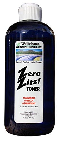 (Zero Zitz! Tangerine Astringent 16 fl.oz. Refill)