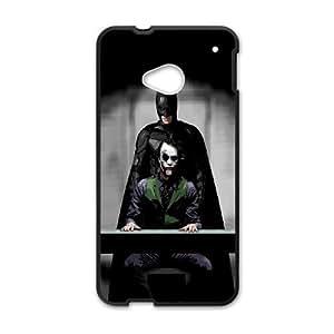 Language still DIY Case Batman For HTC One M7 QQW872285