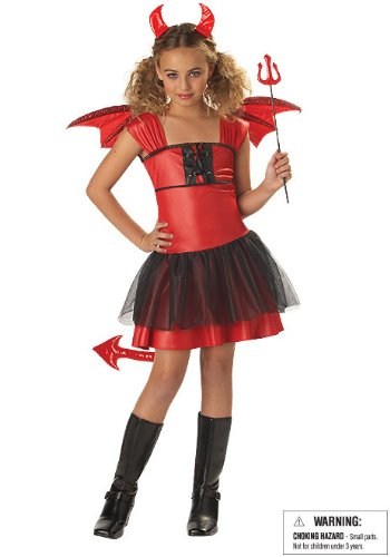 California Costumes Toys Devil Darling, Medium Plus