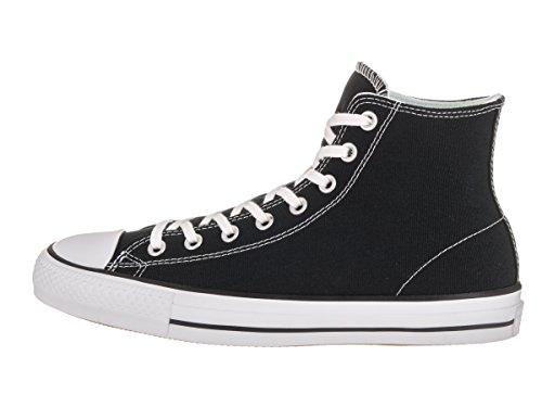 Converse Chuck Taylor All Star Kärn Canvas Hög Topp Sneaker Svart / Vit / Svart