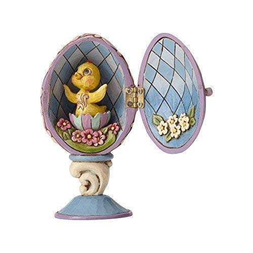 Jim Shore HWC by Enesco Hinged Egg with Chick Inside for $<!--$24.95-->