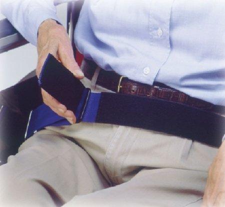 Resident-Release Nylon Belts - 42''L x 2''W w/Resident-Friendly Buckle - 1 Each / Each