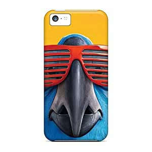 KaraPerron Iphone 5c High Quality Cell-phone Hard Covers Support Personal Customs Trendy Rio 2 Pictures [MLl9795UOSt]