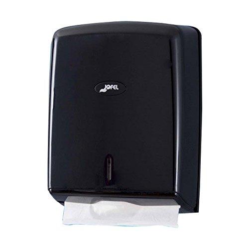 Jofel AH37600 Dispensador de Toallas de Manos Zig-Zag Smart (Z-600), Blanco