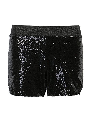 PERSUN Womens All over Sequin Shinning