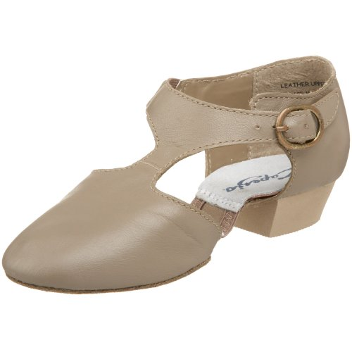capezio-womens-pedini-jazz-shoetan35-m-us