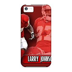 Ideal VariousItem Case Cover For Iphone 5c(kansas City Chiefs), Protective Stylish Case