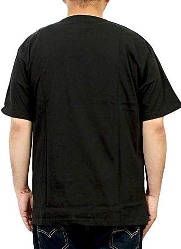 ど根性ガエル Tシャツ メンズ 半袖 大きいサイズ ピョン吉 キャラクター プリント クルーネック カットソー 【M~5Lサイズ】