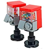 lego vending machine - LEGO Furniture: Candy Machines