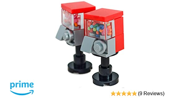 Amazon Lego Furniture Candy Machines Toys Games