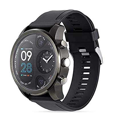 Amazon.com: Ocamo Sport Smart Watch Stainless Steel Fitness ...