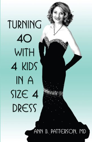Turning 40 with 4 Kids in a Size 4 Dress
