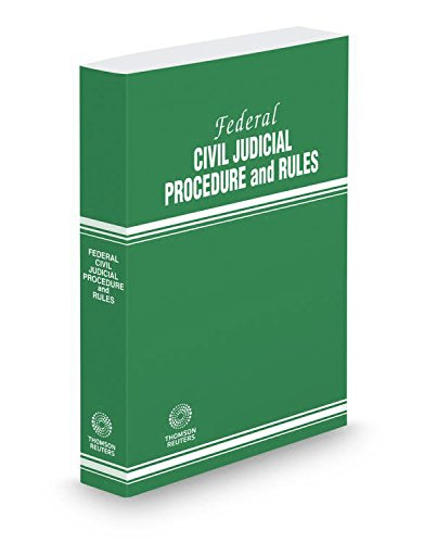 federal-civil-judicial-procedure-and-rules-2017-ed