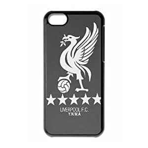 LJF phone case iphone 6 plus 5.5 inch Phone Case Liverpool Logo F5Q7710