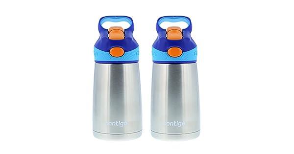 Amazon.com: 10oz Contigo Autospout Striker Kids Botella de ...