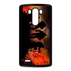 Comics Teenage Mutant Ninja Turtles LG G3 Cell Phone Case Black Present pp001-9504267