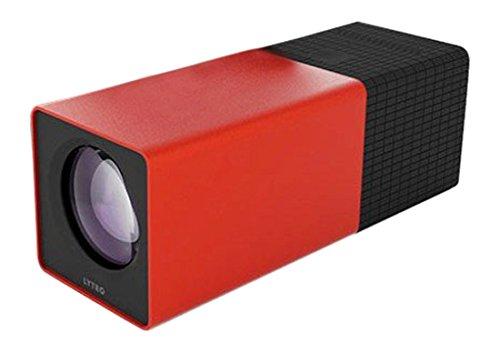Lytro Light Field Camera, 16GB, Red - Shell Ray Hot