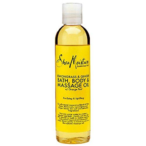 SheaMoisture Lemongrass Ginger Bath Massage