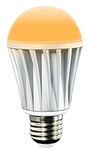 MagicLight WiFi Smart LED Light Bulb - Smartphone Controlled Sunrise Wake  Up Lights - Dimmable Multicolored Color Changing LED Night Light - Works  with ...
