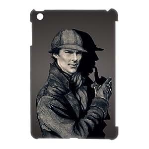C-EUR Sherlock Pattern 3D Case for iPad Mini
