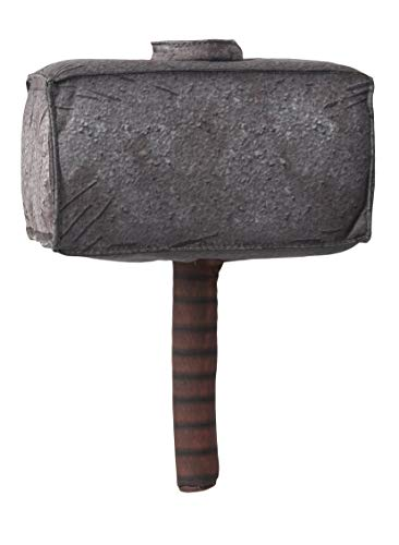 Marvel Universe Classic Collection, Avengers Assemble Thor Plush Hammer Costume Accessory ()