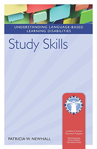 Study Skills (Understanding Language-Based Learning Disabilities)