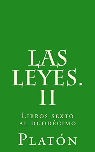 Las leyes. II eBook: Platón, Patricio de Azcárate: Amazon.com.mx ...