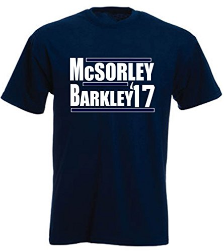 The Silo NAVY PSU McSorley Barkley 17 T-Shirt ADULT (Crew Shirt Penn)