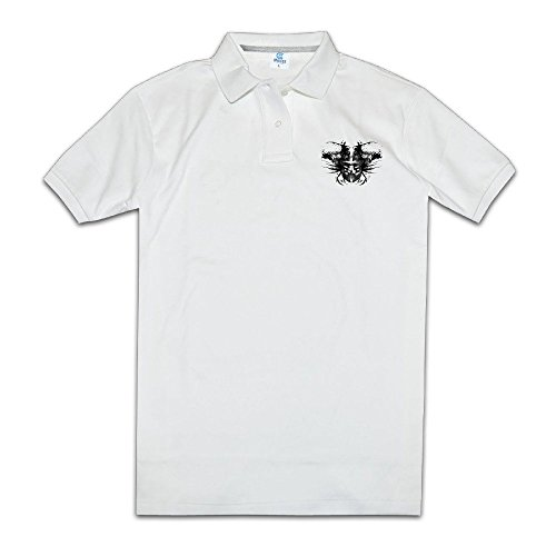 Dead Space 2 Video Game Logo Polo (Dead Space Game Merchandise)