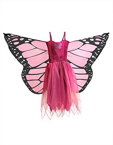 Dress XS Monarch Pink (Make Believe Fancy Dress)
