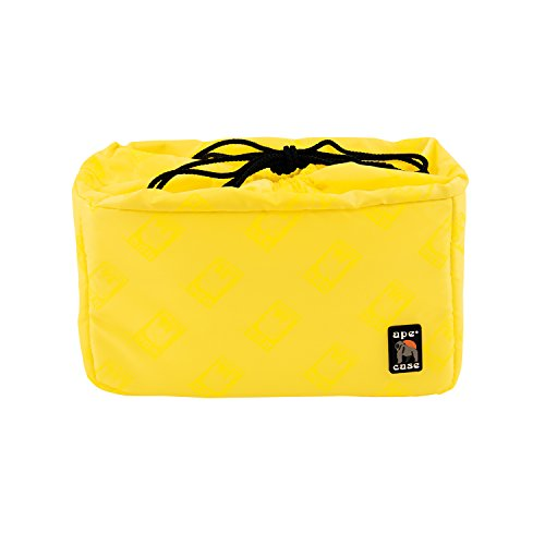 Ape Case Cubeze 39, Camera Insert, Black / Yellow, Interior Case For Cameras (ACQB39) ()
