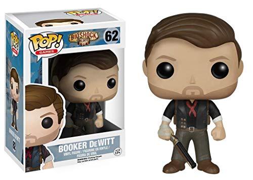 Figurine Funko Pop! Bioshock Booker deWitt