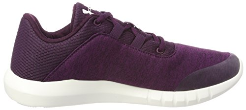 Under Armour Women's Ua W Mojo Competition Running Shoes Red (Merlot) OApmH