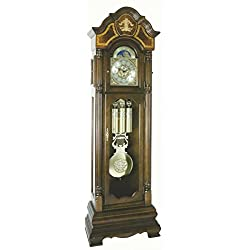 Taylor Grandfather Clock by Hermle Clocks