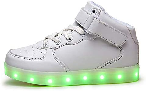 LeKuni LED Shoes Upgraded Light Up - 1