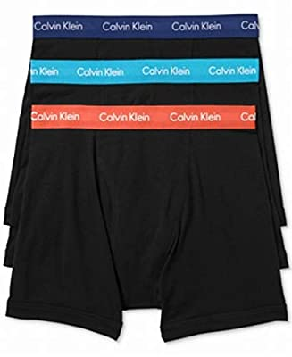 Calvin Klein Men's Cotton Stretch Boxer Briefs
